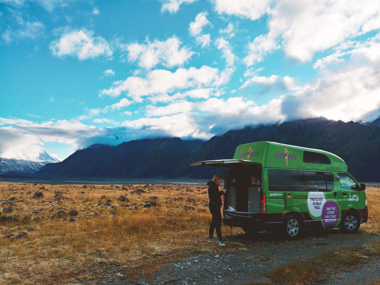 WBB #9 Drei Wochen Roadtrip Neuseeland #solobla 8