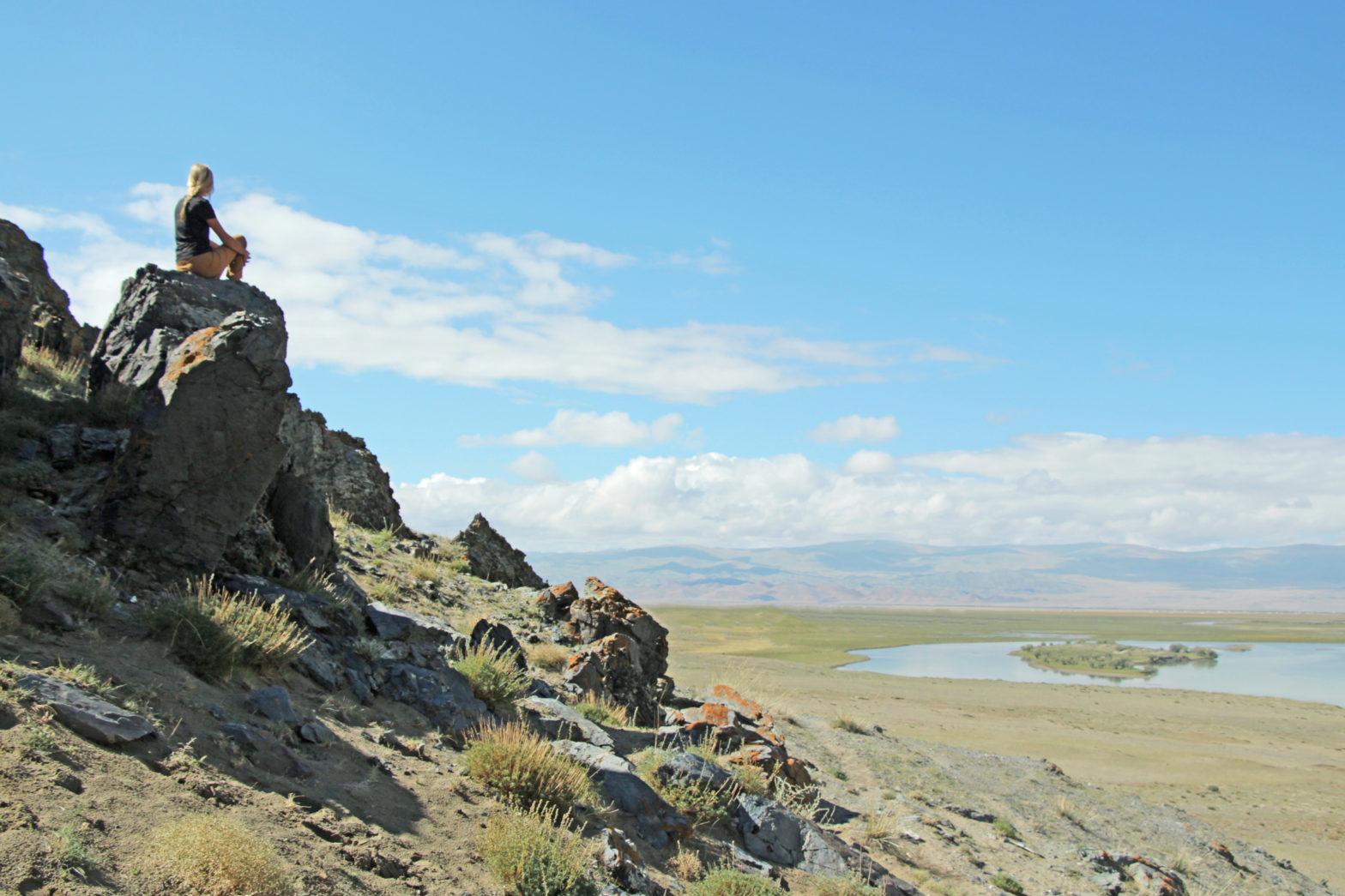 WBB #13 Ins Nirgendwo, bitte! Zu Fuß durch die mongolische Wildnis 1