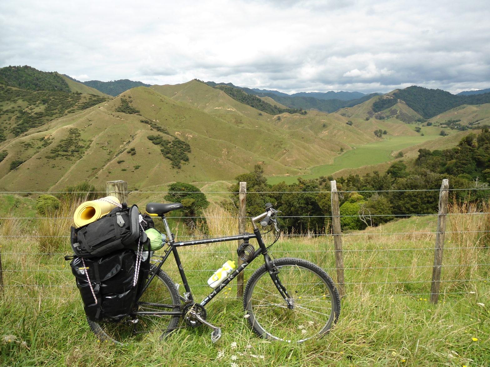 WBB #21 Naiv mit dem Rad durch Neuseeland 1