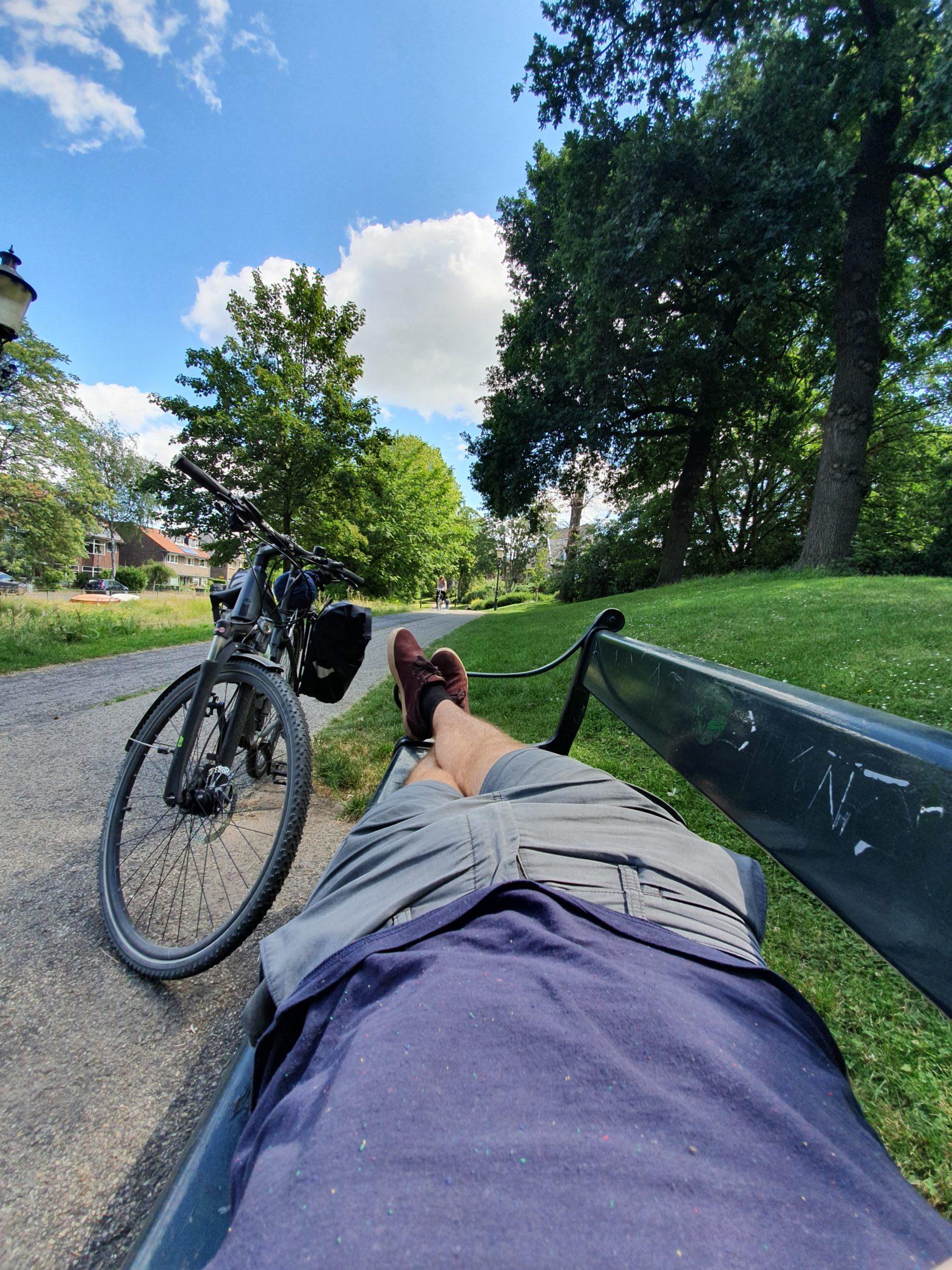 WBB #23 Mit dem Fahrrad nach Amsterdam #solobla 3